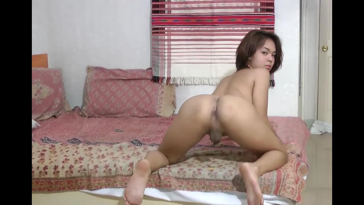 女装娘オナニー(6)