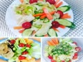 vegetables eating