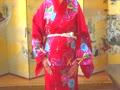 色浴衣の着付け Dressing of color yukata ~自分で色浴衣を着る方法~